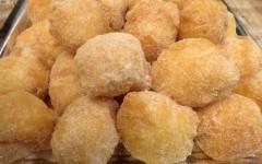 Buñuelos de crema