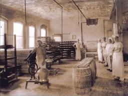 Historia Panadería