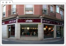 Cafetería y Despacho - Establecimiento - Panadería Coronado
