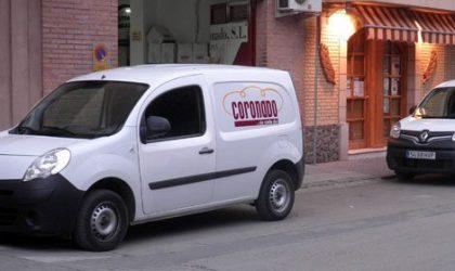 furgonetas de reparto