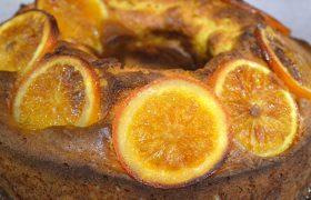 Coronado - Rosco de bizcocho de naranja