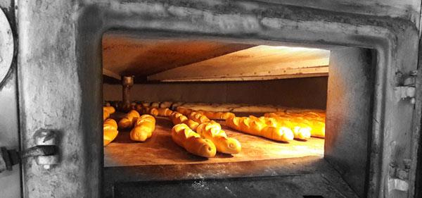 Boca de horno tradicional
